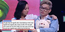 Khán giả tố Vì Yêu Mà Đến dàn dựng màn tỏ tình của Bảo Kun và thành viên Lip B