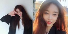 Đăng ảnh tự sướng, Jiyeon đẹp đến nỗi khiến netizen ngó lơ luôn khuyết điểm lớn này
