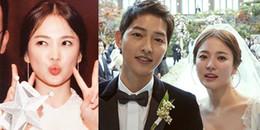 Lộ ảnh Song Hye Kyo cực xinh trong ngày cưới nhưng fan lại chỉ chú ý vào chi tiết ngọt ngào này