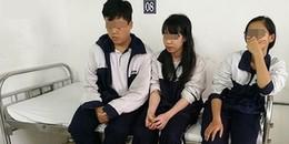 Mảng tường sập khiến 3 học sinh bị thương: 'Em nghe thấy nhiều bạn hét lớn, có bạn sợ quá còn khóc'