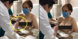 Bác sĩ livestream cảnh bệnh nhân vừa 'dao kéo', lộ bộ phận nhạy cảm