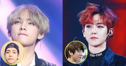 yan.vn - tin sao, ngôi sao - Những idol Kpop lên đời nhan sắc nhờ may mắn gặp được chuyên viên make-up đại tài