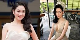 Sau 14 năm đăng quang, Hoa hậu Nguyễn Thị Huyền mới khoe vòng 1 nóng bỏng