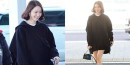 yan.vn - tin sao, ngôi sao - Yoona rạng rỡ tại sân bay, fan vui mừng vì khuyết điểm lớn của cô nàng đã hoàn toàn biến mất