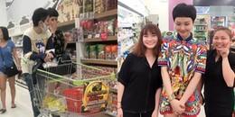 Giữa nghi án hẹn hò, Gil Lê bị bắt gặp đi siêu thị Thái Lan cùng Miu Lê?