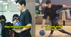 """Bất ngờ với những """"ông vua bà hoàng"""" bowling trong thế giới thần tượng Kpop"""