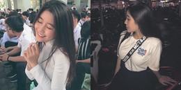 """Cô nàng 16 tuổi sở hữu số đo 3 vòng chuẩn siêu mẫu bất ngờ được báo Hàn khen """"hết nấc"""""""