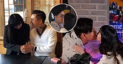 Tuấn Hưng bất ngờ tình tứ ôm hôn đắm đuối hot girl người Hàn Quốc
