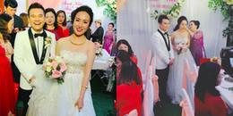 Đám cưới hoành tráng của Khắc Việt và vợ DJ xinh đẹp ở quê nhà