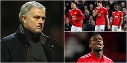 ĐIỂM NHẤN MU 1-2 SEVILLA: Mourinho thua vì 'trò cưng' Paul Pogba!