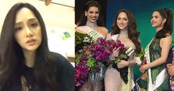 Hương Giang nói gì khi được nhận định là ứng viên sáng giá cho vương miện Hoa hậu Chuyển giới 2018?