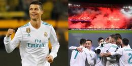 PSG 1-2 Real Madrid: Ronaldo ghi bàn, nhấn chìm người Paris tại chảo lửa Parc des Princes!