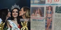 Hoa hậu Chuyển giới Hương Giang xuất hiện bốc lửa trên tạp chí hàng đầu Đài Loan