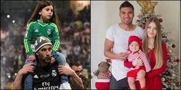 Bật mí 5 gia đình hạnh phúc nhất của đội bóng Hoàng gia Tây Ban Nha: Bất ngờ với ông bố Isco!