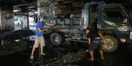 Chung cư Carina một tuần sau vụ cháy làm 13 người chết