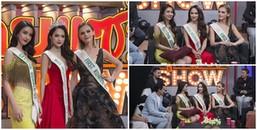 yan.vn - tin sao, ngôi sao - Bị hỏi về tin đồn mua giải trên truyền hình Thái, Hoa hậu Chuyển giới Hương Giang nói gì?
