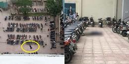 Hà Nội: Nam sinh viên nhảy lầu tự tử trong khuôn viên Đại học Kiến trúc