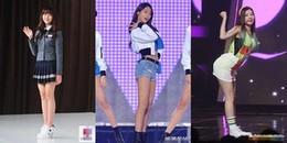 yan.vn - tin sao, ngôi sao - Chỉ dựa vào 1 dáng đứng, netizen cho rằng những sao Hàn này là người có vóc dáng cực phẩm