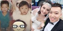 Trước ngày cưới, chàng trai Hà Nội phát hiện có duyên với vợ từ thời mẫu giáo