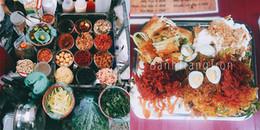 """Top 5 hàng bánh tráng trộn """"danh bất hư truyền"""" ở Sài Gòn"""