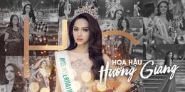yan.vn - tin sao, ngôi sao - Độc quyền: Hoa hậu Hương Giang