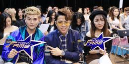 Thu Minh xuất hiện cá tính trong vai trò giám khảo STEPS2FAME vòng Audition Hà Nội