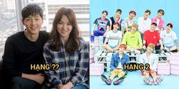 yan.vn - tin sao, ngôi sao - Song Joong Ki - Song Hye Kyo cạnh tranh với dàn idol trong danh sách sao Kpop quyền lực nhất 2018