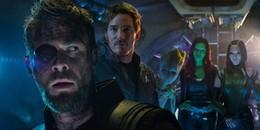 Lộ clip gặp gỡ giữa Thor và Guardian of the Galaxy trong Avengers Infinity War khiến fan sửng sốt