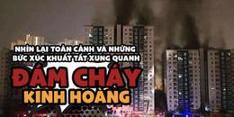 Nỗi bức xúc và những câu hỏi chưa tìm được lời giải đáp của chính cư dân tại chung cư bị cháy lớn