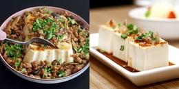 Cách làm món đậu hũ hấp thơm ngon, ăn bao nhiêu cũng không sợ béo