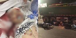 Lời khai của tài xế xe ben về nguyên do cuốn nhiều người xuống gầm xe, khiến 1 nạn nhân tử vong