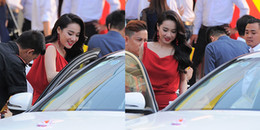 yan.vn - tin sao, ngôi sao - Nhã Phương xuất hiện rạng rỡ giữa scandal tình cảm của Trường Giang - Nam Em