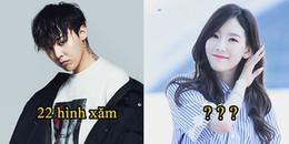 yan.vn - tin sao, ngôi sao - Thần tượng Kpop nào sở hữu bộ sưu tập hình xăm
