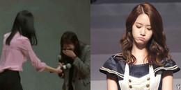 yan.vn - tin sao, ngôi sao - Chết cười khi fan cố tránh cái ôm của Yoona, netizen lại bình luận: