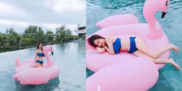 yan.vn - tin sao, ngôi sao - Mùa hè cận kề, Midu đã khoe ảnh diện bikini đầy gợi cảm