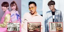 Không cần ồn ào trên truyền thông, loạt sao Việt chăm chỉ làm việc 'tậu' nhà tiền tỷ