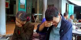 Cha mẹ chiến sĩ PCCC tử vong khóc nấc kể về con