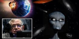 Những lời cảnh báo rợn người về 'ngày tàn của nhân loại' từ ông hoàng vật lí Stephen Hawking