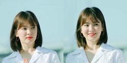 Chỉ với đoạn video ngắn, Song Hye Kyo đã chứng minh là tượng đài nhan sắc Hàn chẳng cần photoshop
