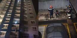 'Người hùng' cứu 40 người trong vụ cháy chung cư Carina đã vĩnh viễn ra đi