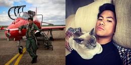 Hoàng tử Brunei sở hữu vẻ ngoài phong nhã, thu hút tới 747.000 người theo dõi trên Instagram
