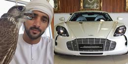 Những xa xỉ phẩm đắt đỏ nhất mà thái tử tỉ phú điển trai nhất Dubai sở hữu