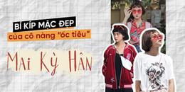 Dù chỉ cao 1m58, hot girl Mai Kỳ Hân vẫn có những 'tuyệt chiêu' mặc đẹp ngời ngời đây!