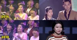 Người xem bất ngờ khi Sing My Song 2018 mắc 'sạn' dùng lại cảnh quay cũ khi vừa phát sóng