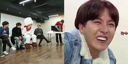 Khi các thanh niên BTS rủ nhau chơi thử tài đoán vật và cái kết là biểu cảm hài khó đỡ của J-Hope