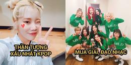 yan.vn - tin sao, ngôi sao - Nghịch lý nhất showbiz Hàn: Momoland dính toàn