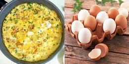 Tưởng đơn giản là thế nhưng chính bạn cũng sẽ ngạc nhiên vì 6 lỗi cơ bản khi chế biến món trứng