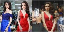 Trực tiếp Chung kết Hoa hậu Chuyển giới Quốc tế 2018: Hương Giang Idol lọt vào Top 12 chung cuộc rồi