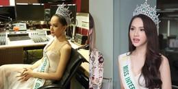 Hương Giang nói gì trước thái độ không phục của đại diện Mexico khi cô đăng quang Hoa hậu?