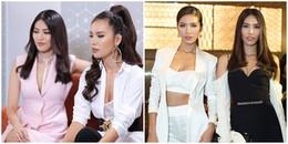 Lan Khuê - Minh Tú trở lại Siêu mẫu Việt Nam 2018 với cương vị mới